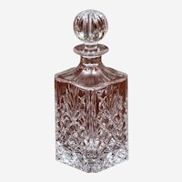 24% PbO Lead Crystal Decanter - Made in Poland