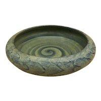 Vintage Zane Ware Peters & Reed Studio Pottery Bowl