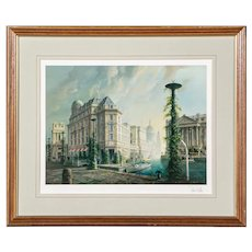 Felix Kelly signed Limited Edition Print