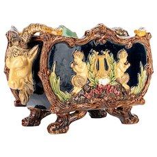 Antique JOANN MARESCH Pottery Jardiniere