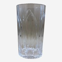 Waterford Oval Crystal Vase 10 inches tall