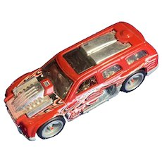 2005 Hot Wheels Acceleracers Metal Maniacs #6 Rollin' Thunder