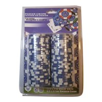 Toronto Maple Leafs Poker Chips - 50 Count