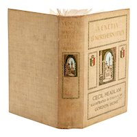 """""""Venetia & Northern Italy"""" by Cecil Headlam First Edition Published in 1908"""