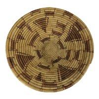 Contemporary Handwoven Basket - Made in Tanzania
