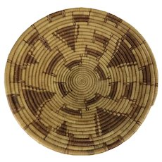 Contemporary Handwoven Basket - Made in Tanzania