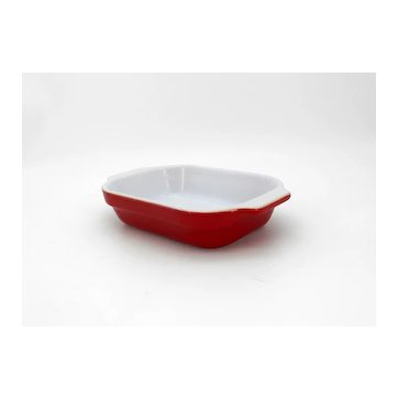 Emile Henry French Rouge Rectangular Baking Dish