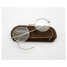 Early Curl Temple Eyeglasses