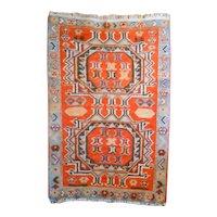 Persian Iranian Handwoven 100% Wool Rug