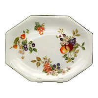 Johnson Bros Fresh Fruit Serving Platter