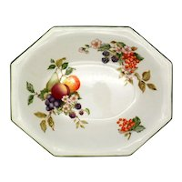 Johnson Brothers Fresh Fruit Rectangular Serving Bowl