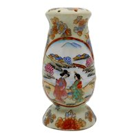 Nippon Hand Painted Hat Pin Holder