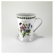 Pimpernel Botanic Garden Sweet Pea Mug