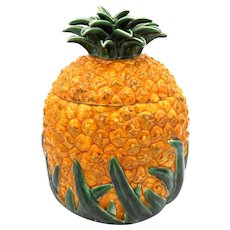 Pacific Rim Pineapple Cookie Jar