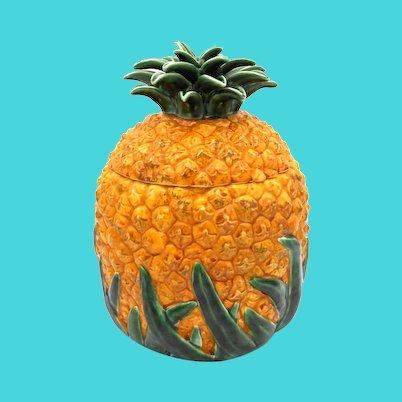 Pacific Rim Pineapple Cookie Jar