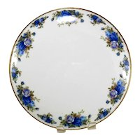 Royal Albert Moonlight Rose Gateau Cake Plate