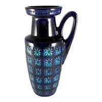 Scheurich Keramik Prisma W Germany Vase