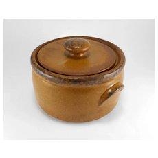 Nelson McCoy Pottery #1421 Canyon Mesa 2 Qt Covered Casserole