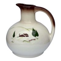 California Brock Pottery 48 oz Pitcher