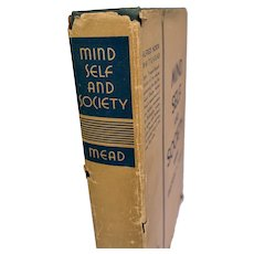 Mind Self and Society 1940 George H. Mead