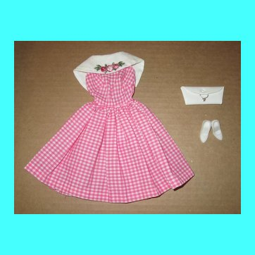 Japanese Exclusive Barbie Dancing Doll Outfit Hot Pink Variation