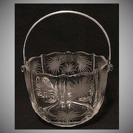 Vintage Collectible Fostoria Lido Ice Bucket Mint 1937-60