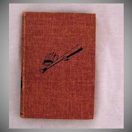 Vintage Chip Hilton Sports Series Book Dugout Jinx by Clair Bee 1952 Very Good Condition