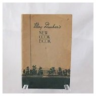 Vintage Collectible Mary Dunbar's New Cook Book Jewel Tea Co. 1933 Very Good Vintage Condition