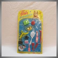 Vintage Flair Doll Accessories For Dolls 1970s Very Good Condtion
