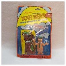 Vintage Collectible Yogi Bear World Champion Sky Diver Very Good Condition 1977