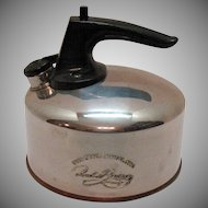 Revere Tea Kettle Centennial Edition Very Good Condition