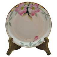 Vintage Noritake 8 Berry/Dessert Bowls Azalea Pattern #19322 Very Good Condition