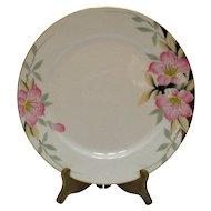 Vintage 7 Noritake Dinner Plates Azalea Pattern #19322 Very Good Condition
