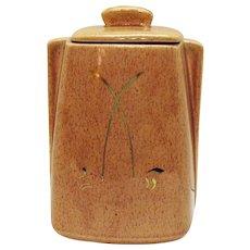 Vintage Stanford of Sebring Ohio Cookie Jar 1950s Very Good Condition