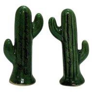 Vintage Souvenir Cactus S&Ps Carlsbad New Mexico 1950s Good Condition