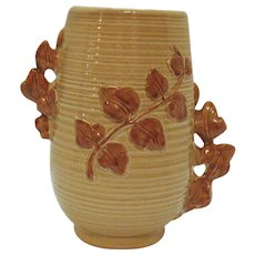 Vintage Red Wing Art Pottery Vase #1162 1950-60s Very Good Condition