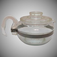 Vintage Pyrex Tea Pot #8446-B 6 Cup Good Condition