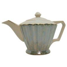 Vintage Old Iridescent 1950s Tea Pot Good Condition