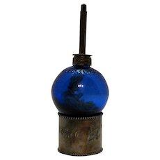 Vintage Antique Jewelers Lamp 1890s