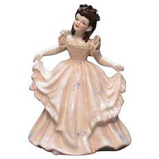 Vintage Florence Ceramics Woman Rose Marie 1942-1964