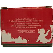 Vintage Avon Santa Little Helpers S&Ps 1983 Good Condition