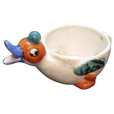 Vintage Porcelain Duck Creamer 1920-30s Good Condition