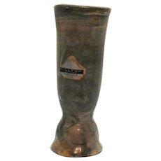 Vintage Wheelock Pottery Bud Vase 1930-40s Good Condition