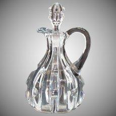Vintage EAPG US Glass co. Broken Column Pattern 1891-1910 Vintage Condition