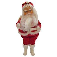 Vintage 1960s Santa Figurine