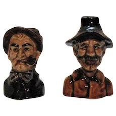 Vintage 1950s S&P Hillbilly Shakers Good Condition
