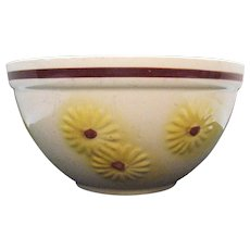 Vintage Hull Mixing bowl Just Right Kitchenware Line 1951-54