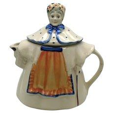 Vintage Shawnee 1950s Granny Ann Tea Pot