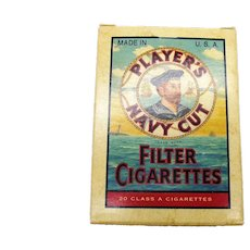 Vintage Players Navy Cut Deck of Cards 1970-80s Good Condition