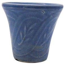 Vintage Shawnee Small Ceramic Flower Pot 1940-50s Good Condition